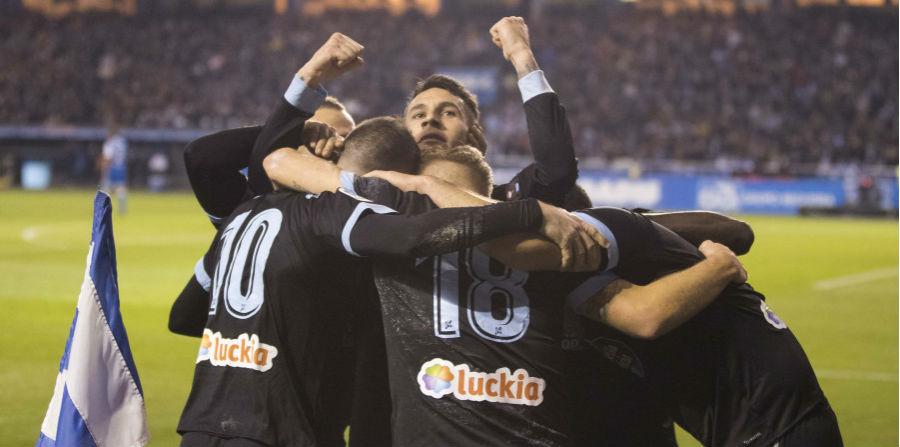 #ONosoDerbi é noso! Depor 1-Celta 3