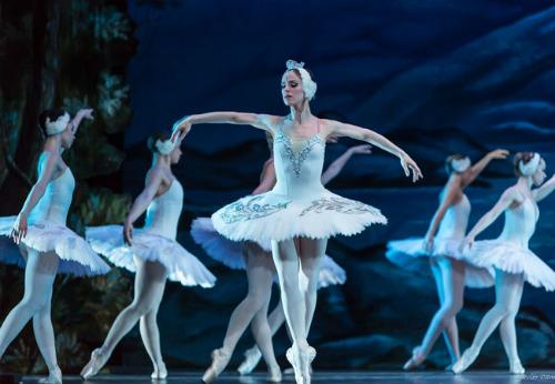 'El lago de los cisnes', a cargo del Ballet Clásico de San Petersburgo, en Vigo el próximo día 31