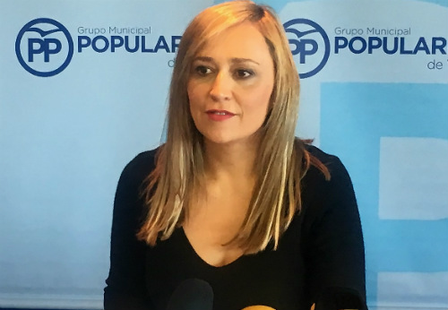 """@elenamunozf acusa al gobierno local de """"fomentar el empleo precario"""""""