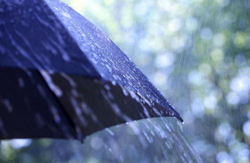 Disfruta del tiempo seco de este lunes porque desde mañana, y durante una semana, lloverá