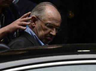 El delincuente Rodrigo Rato culpa al Gobierno Zapatero de provocar la burbuja de crédito