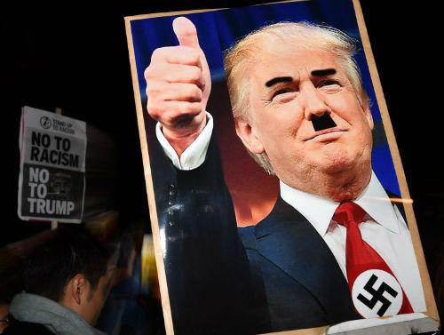 La ONU confirma lo que todo el mundo ya sabía: @realDonaldTrump es un racista y un xenófobo