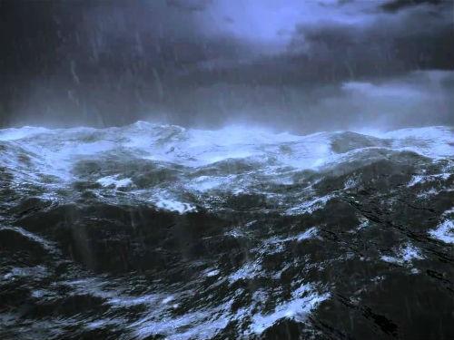 Parte da flota galega amarrada a porto por mor do temporal