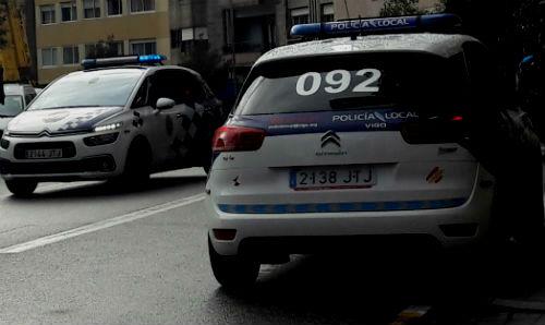 Arrestado tras atracar, a punta de navaja, una farmacia del centro de Vigo