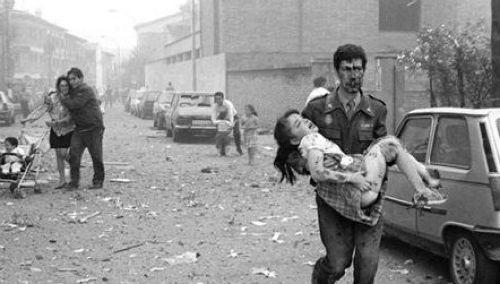 Los autores de la masacre de Hipercor, estarán en libertad el año que viene