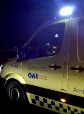 Un hombre de 62 años muere en un accidente de tráfico en Maside