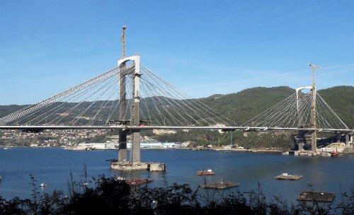 ¿Pensabas que el Puente de Rande estaba acabado?…¿Sí?…pues no, habrá más obras hasta el verano