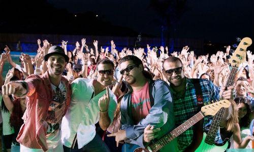 @efectopasillo en concierto para abrir este viernes el Entroido de Vigo