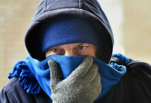 El jueves dejará de hacer este frío que pela