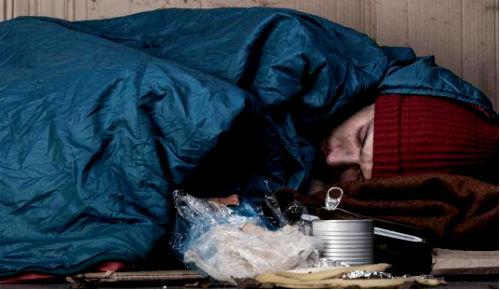 @MareaVigo pide que se poña xa en funcionamento o dispostivo de frío para protexer ás persoas que teñen que durmir na rúa