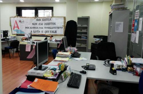 La huelga seguirá desde el lunes en los juzgados en los cuales, sólo en Vigo, se han suspendido unos 340 juicios