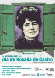 Parabéns Rosalía!