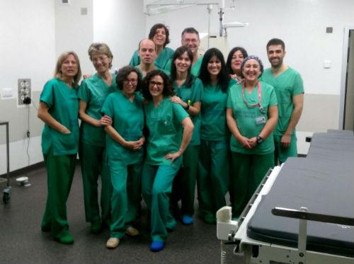 A Unidade de Arritmias do Cunqueiro, que estrea sala de electrofisioloxía, realizou máis de 800 procedemenos o ano pasado