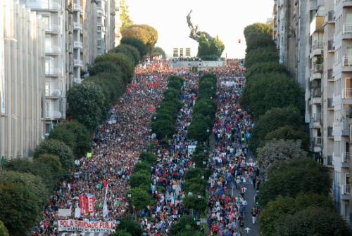 """Anunciadas novas mobilizacións en contra do """"desmantelamento"""" da Sanidade Pública de Galicia"""