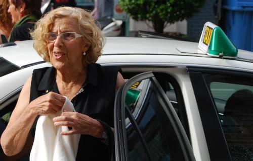@ManuelaCarmena visitará oficialmente Vigo este viernes
