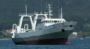 400.000€ de multa y la confiscación de las 300 toneladas que lleva en la bodega es lo que le cuesta al 'Playa Pesmar Uno' salir de Argentina
