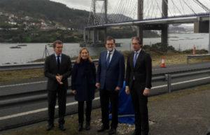 La alcaldesa de Moaña afirma que un miembro de la empresa que amplió Rande le confesó que el puente se inauguró sin acabar la obra