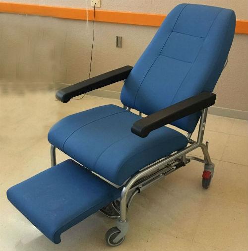 340 novos sillóns para os pacientes do Hospital do Meixoeiro