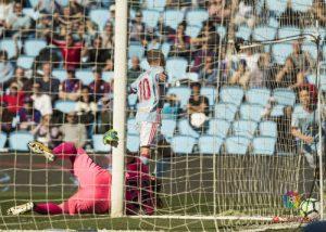 Aspas catapulta al Celta frente al Eibar y lo asoma a Europa (2-0)