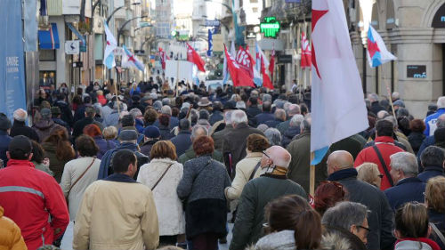 Los jubilados atemorizan al Gobierno: Rajoy irá al Congreso a un debate monográfico sobre pensiones