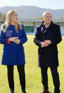 @PPdeVigo propone al Coruxo Club de Fútbol para Vigués Distinguido