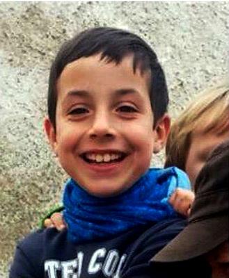 La camiseta encontrada en un pantano de Níjar tiene ADN de Gabriel Cruz, el niño desaparecido el martes