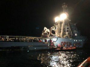 @openarms_fund, la ONG española que ha salvado la vida a miles de personas, acusada en Italia de delinquir para la inmigración ilegal