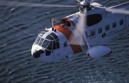 A primera hora de este sábado se retomaron las tareas de búsqueda de la joven que fue arrastrada por una ola en A Coruña