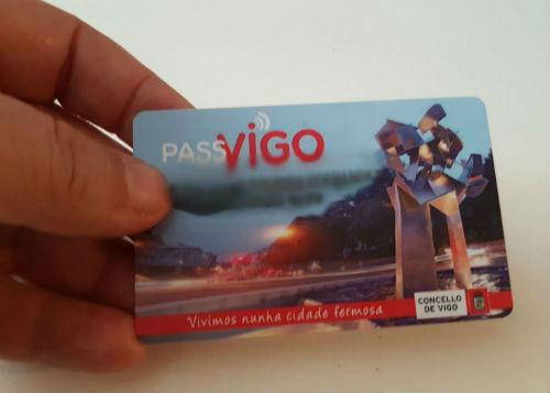 Xa se repartiron 109.971 tarxetas PassVigo, das que 43.640 xa están en uso