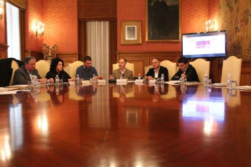 @regades presenta 'Milenials', un Plan de Emprego de @depo_es para a mocidade da provincia de Pontevedra