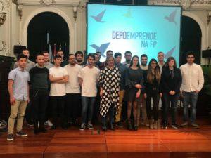 O centro Daniel Castelao de Vigo gaña o concurso 'DepoEmprende' co seu dispositivo de localización GPS de náufragos para a frota pesqueira