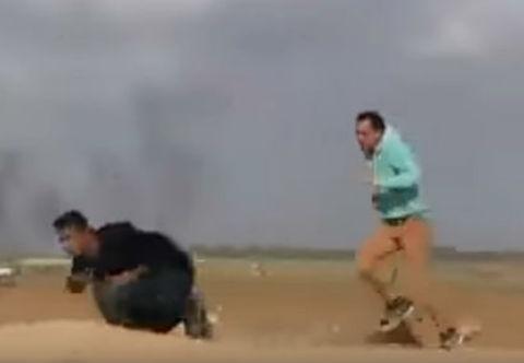 Soldados de Israel asesinan de un tiro por la espalda a un joven palestino de 18 años de edad