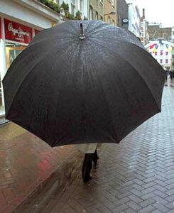 Llegan lluvias que estarán con nosotros todo el fin de semana
