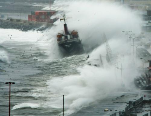 El Gobierno alerta por fuertes vientos y temporal marítimo durante el fin de semana