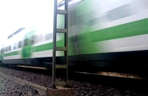 Los trenes han vuelto a circular este miércoles entre Vigo y Ourense, tras el restablecimiento del tráfico ferroviario
