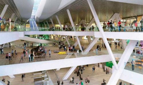 A nova estación do AVE, en Urzáiz creará 2.000 empregos e estará rematada no verán do ano 2020
