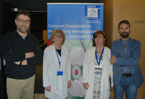 150 profesionais de Enfermería participan no Cunqueiro nunha xornada sobre trasplante de médula ósea