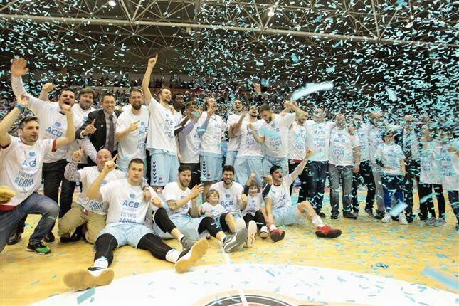 @CBBreogan devolve a Lugo ao meirande nivel do baloncesto