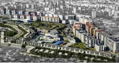La ampliación de Navia hasta llegar a las 1.600 viviendas y 250.000 metros cuadrados estará acabada en 2021