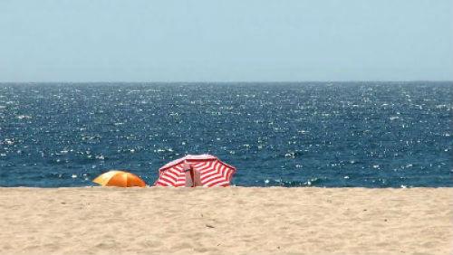 Este fin de semana: calor…tanto como para poder ir a la playa