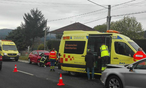 Un morto e 106 feridos nas estradas galegas a pasada Semana Santa