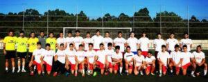 O Xuvenil 'A' da AD Tomiño proclámase campión e ascende á Liga Galega