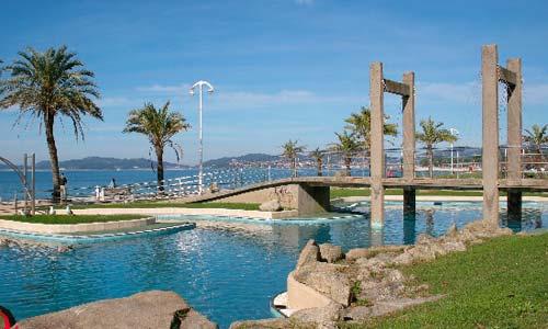 Ya puedes llevar a los niños a las piscinas de Samil: están abiertas de 9 de la mañana a 8 de la tarde