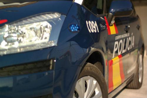Agentes de la Comisaría de la Policía Nacional de Vigo detienen a un hijo de Laureano Oubiña en una operación contra el fraude fiscal