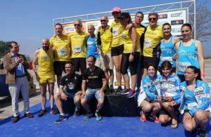 800 atletas disputaron este domingo la séptima carrera '10K Vigo-Samil'