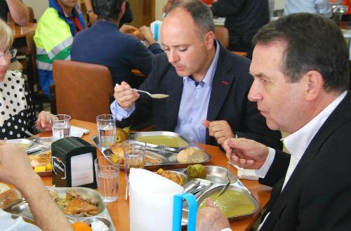 O Concello adicará este ano 7,3 millóns a achegas en alimentación e comedores sociais