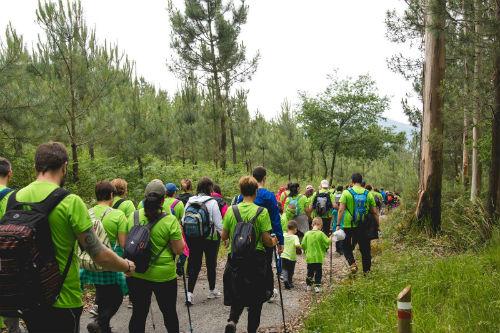 ¿Vas a perderte este domingo unha nova andaina polos montes de Vigo?