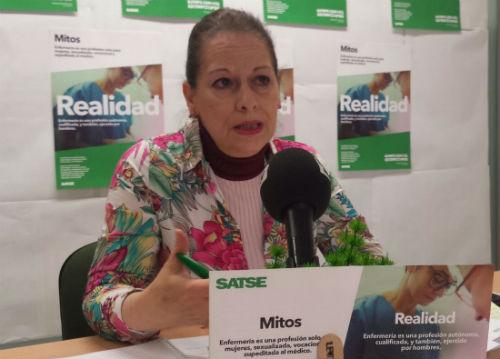 @SATSE_GALICIA lanza la campaña 'Rompe con los estereotipos' para acabar con la imagen sexista y retrógrada de la Enfermería