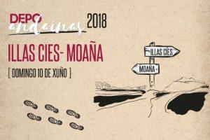@depo_es abre este luns o prazo da segunda 'DepoAndaina', partirá de Moaña e na que se poderán visitar as Illas Cíes