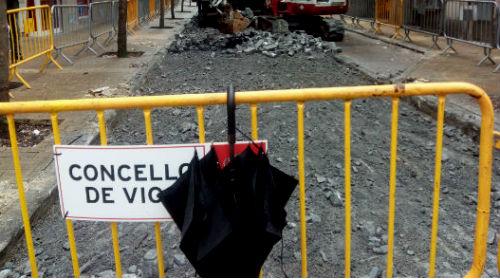 Este lunes, y durante dos meses, se cierra al tráfico el tramo de Venezuela entre Gran Vía y la rúa México